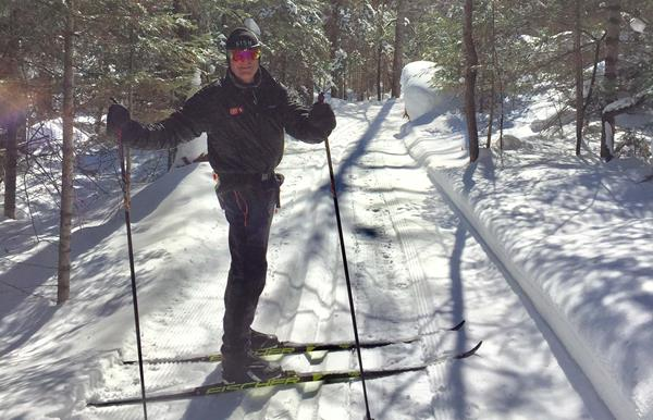 Snow Pros Share: Central Division's Brad Noren