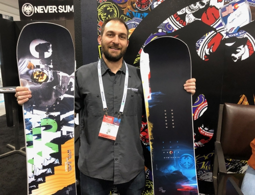 Snow Show Standouts: New Women's Skis + Never Summer Snowboards