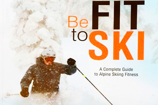 Be Fit to Ski book cover
