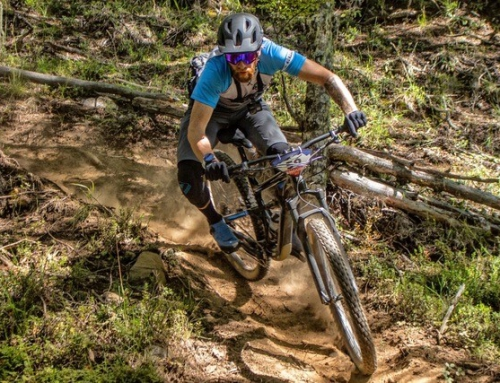 Attend Mountain Bike Course at Virginia's Bryce Resort