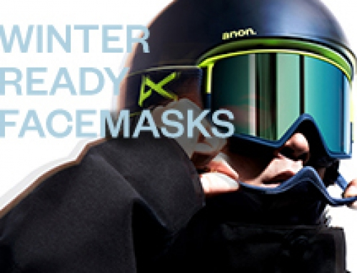 Anon's Goggle-Friendly MFI Facemask is a Must-Have this Winter