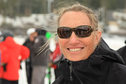 PSIA-AASI Alpine Task Force Chair Lynnea Anderson