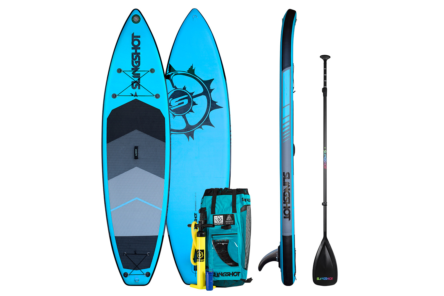 Sling Shot inflatable SUP