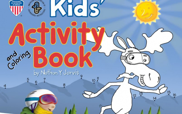 Kids' Activity Book Cover