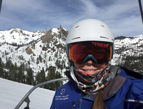 Kate Clabeaux on Instructing and Working Towards Her Alpine Level III