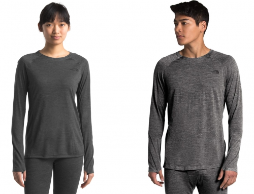 Shop Now for 20 Percent Off The North Face Baselayers