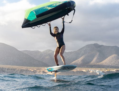 Wing Surf Into Summer with High-End Slingshot Gear